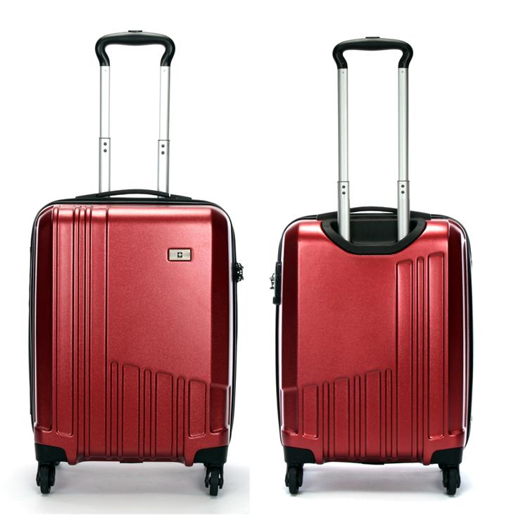 suissewin瑞士十字 万向轮登机行李箱 拉杆箱 sn6612